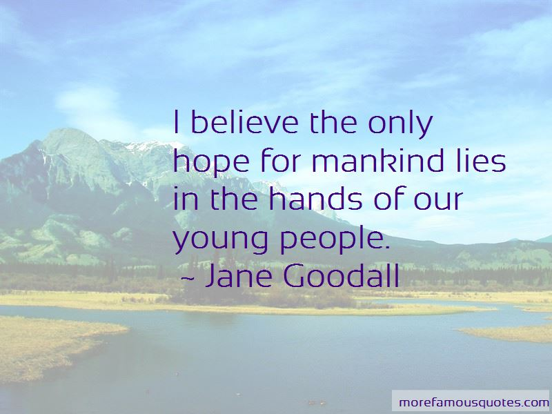 Jane Goodall Quotes Pictures 2