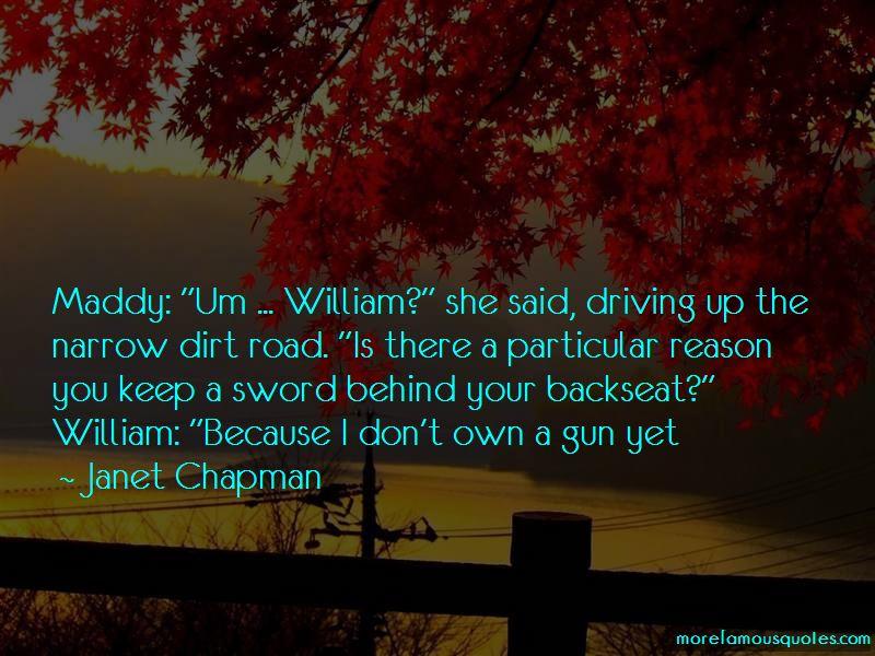 Janet Chapman Quotes