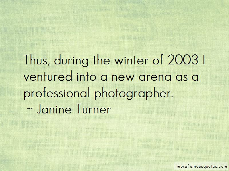 Janine Turner Quotes Pictures 2