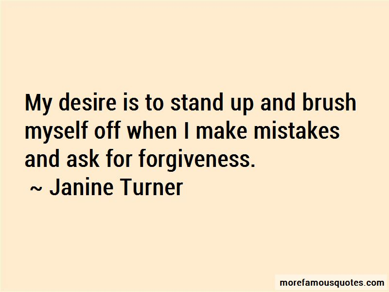 Janine Turner Quotes Pictures 3