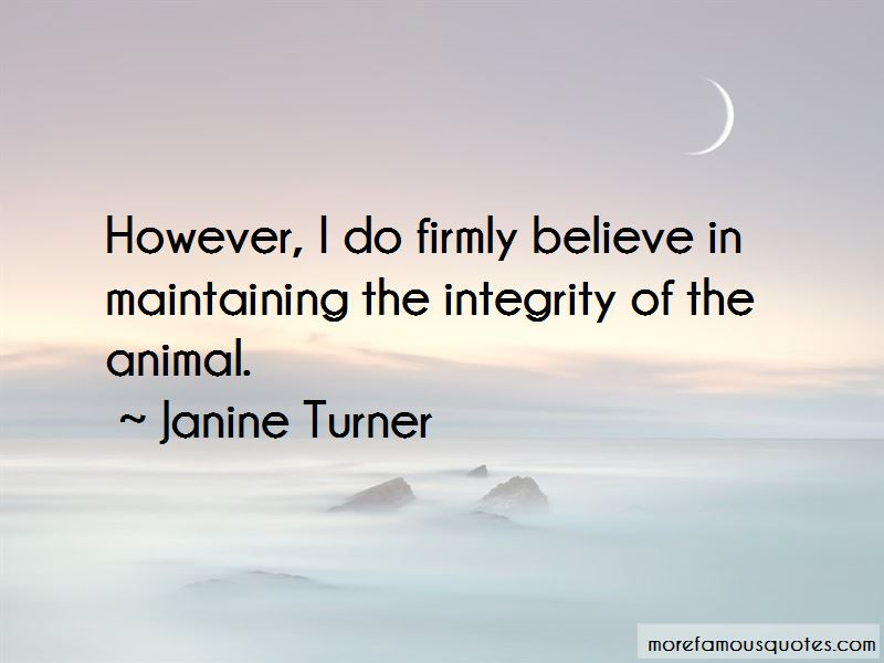 Janine Turner Quotes Pictures 4