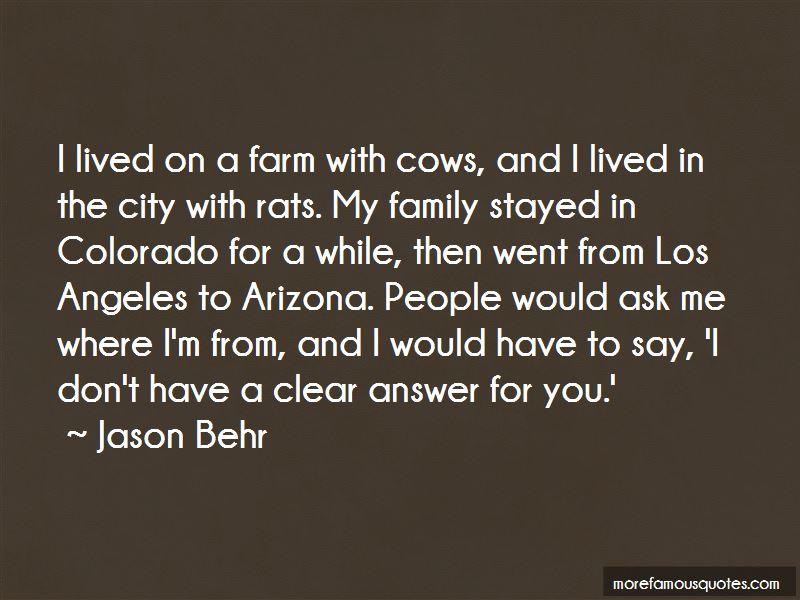 Jason Behr Quotes Pictures 3