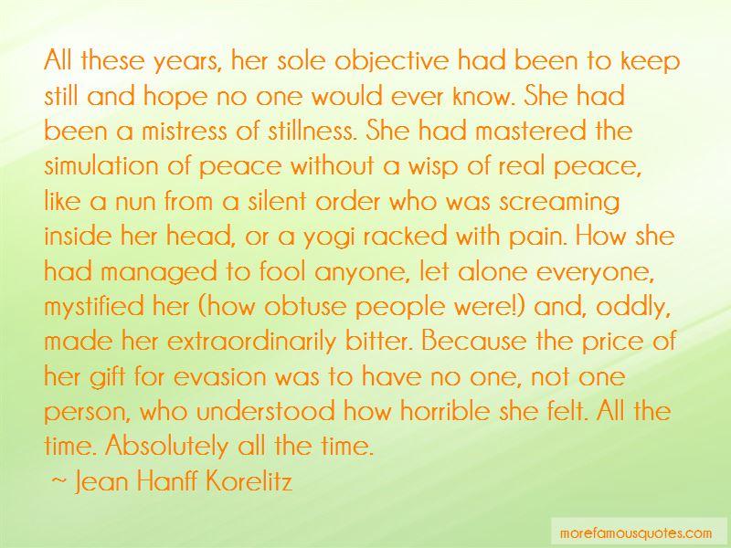 Jean Hanff Korelitz Quotes Pictures 4