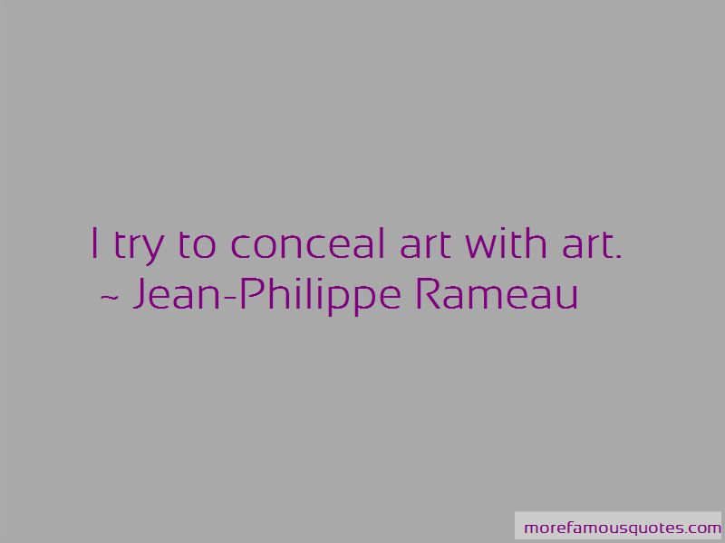 Jean-Philippe Rameau Quotes Pictures 4