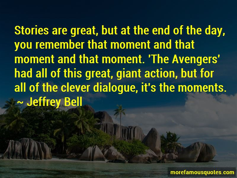 Jeffrey Bell Quotes