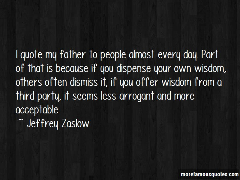 Jeffrey Zaslow Quotes Pictures 2