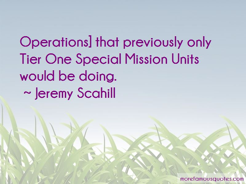 Jeremy Scahill Quotes