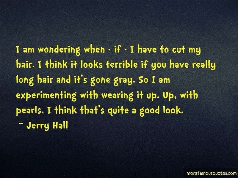 Jerry Hall Quotes Pictures 2