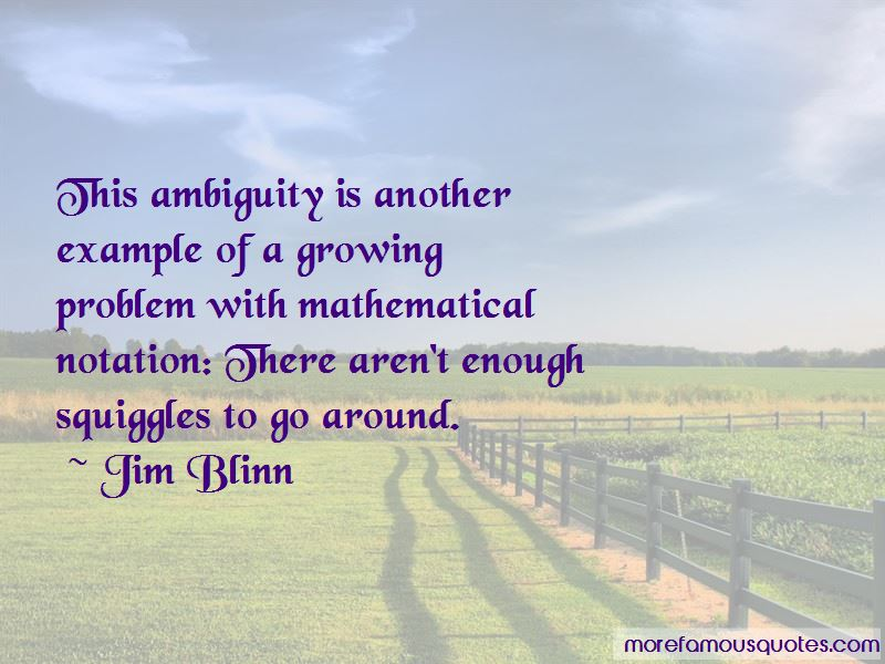 Jim Blinn Quotes Pictures 3