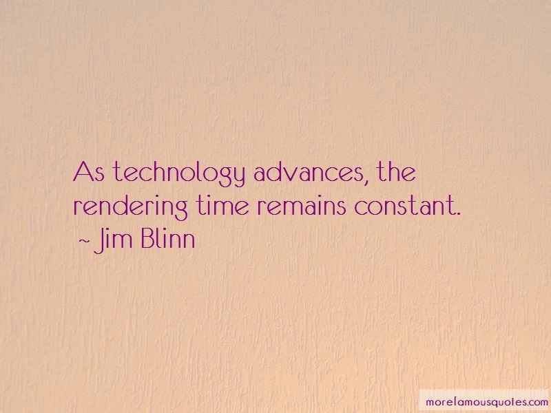 Jim Blinn Quotes