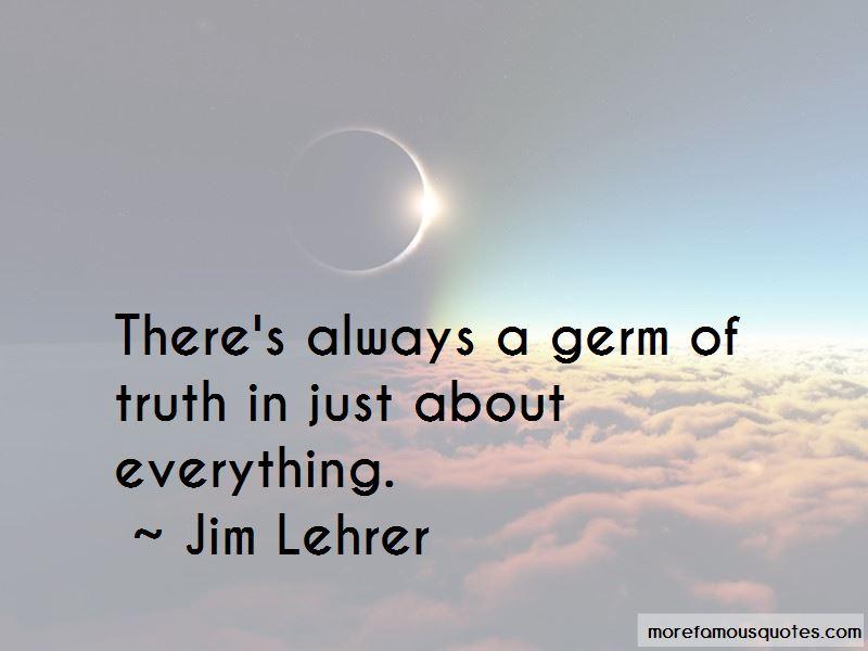 Jim Lehrer Quotes Pictures 4