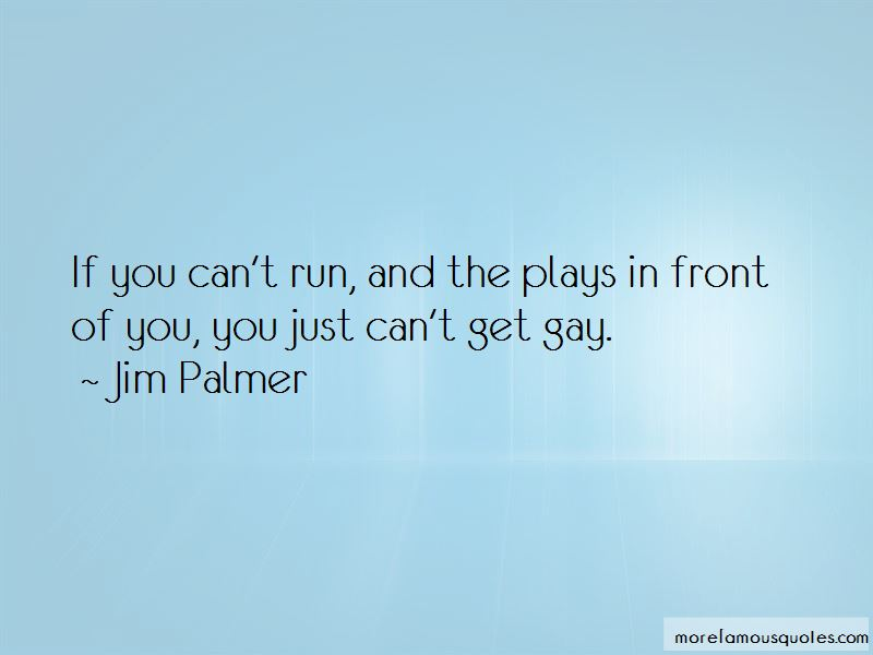 Jim Palmer Quotes Pictures 3