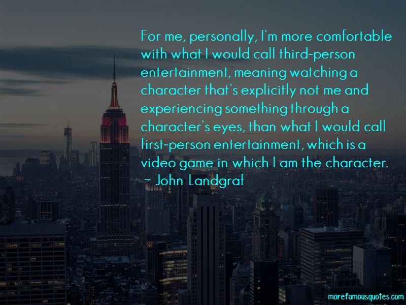 John Landgraf Quotes Pictures 2