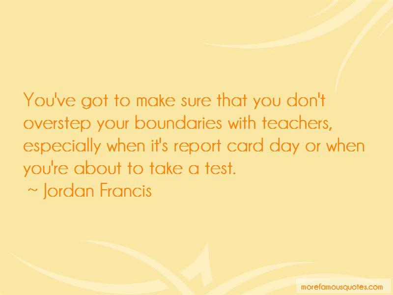 Jordan Francis Quotes Pictures 2