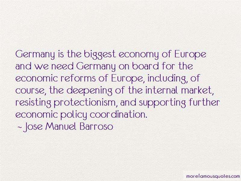 Jose Manuel Barroso Quotes Pictures 2
