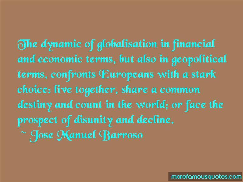 Jose Manuel Barroso Quotes Pictures 4
