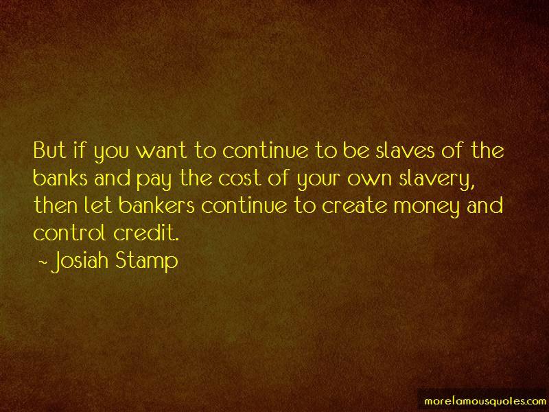 Josiah Stamp Quotes Pictures 3