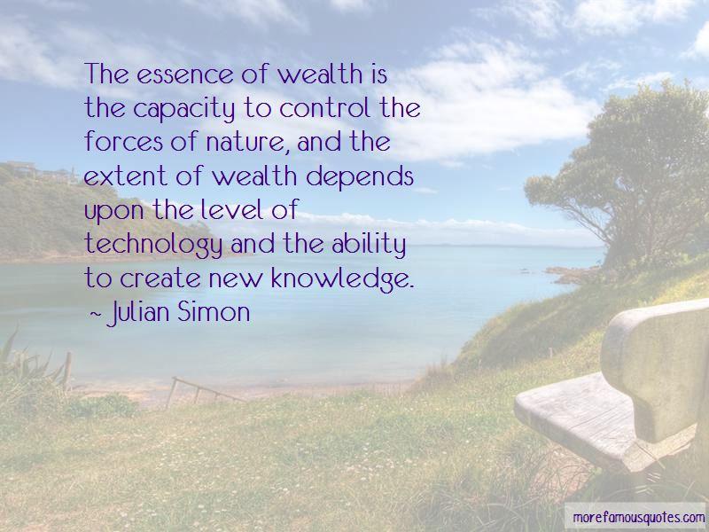 Julian Simon Quotes Pictures 2