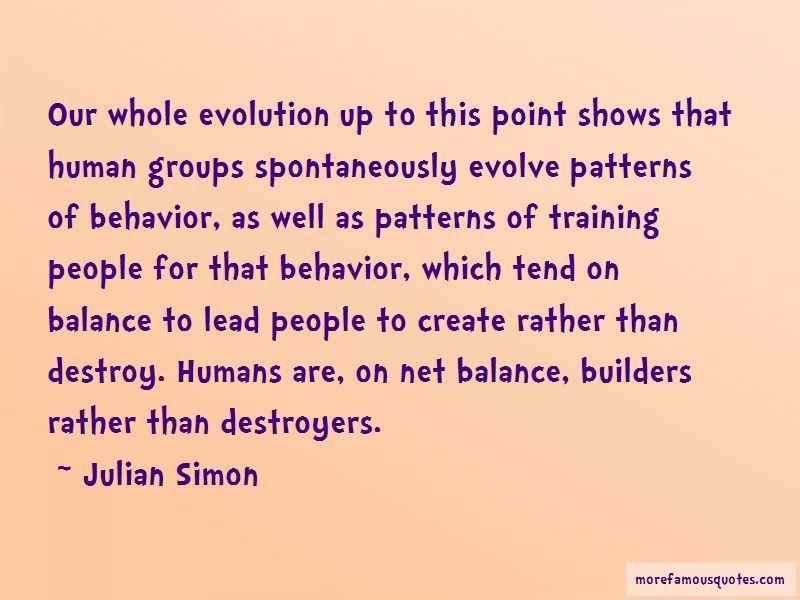 Julian Simon Quotes