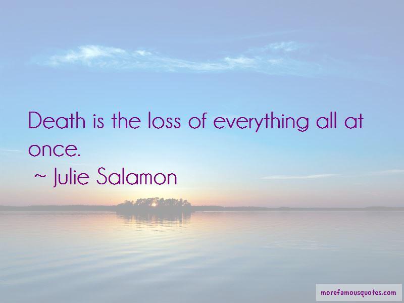 Julie Salamon Quotes Pictures 3