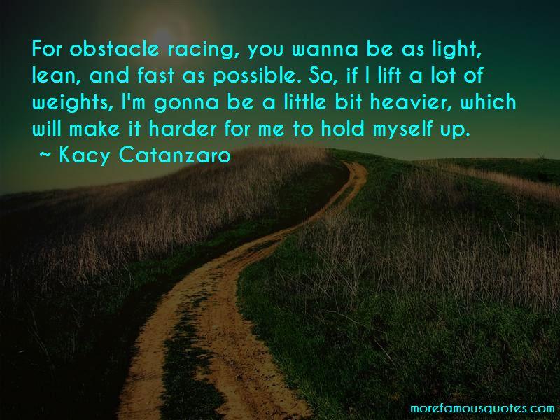 Kacy Catanzaro Quotes Pictures 2