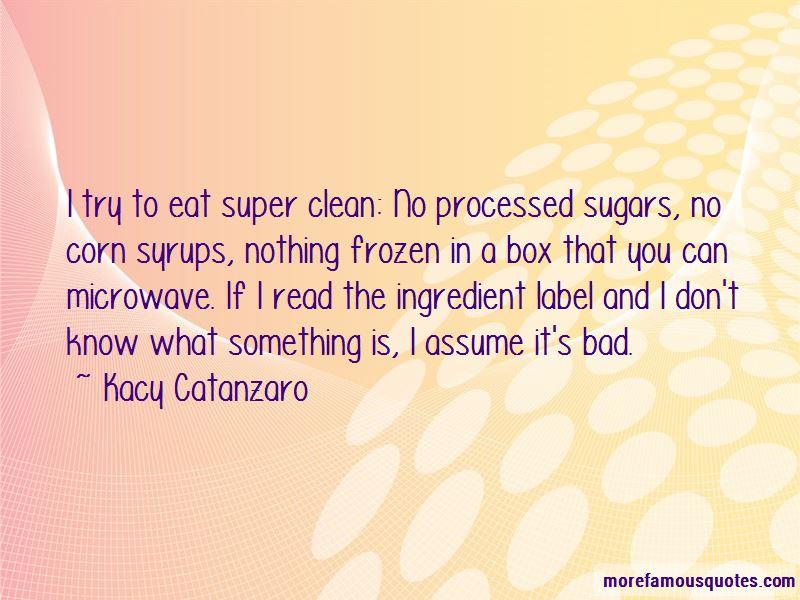 Kacy Catanzaro Quotes Pictures 4
