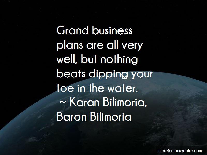 Karan Bilimoria, Baron Bilimoria Quotes