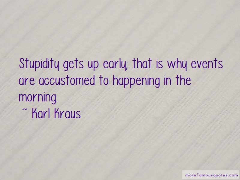 Karl Kraus Quotes Pictures 3