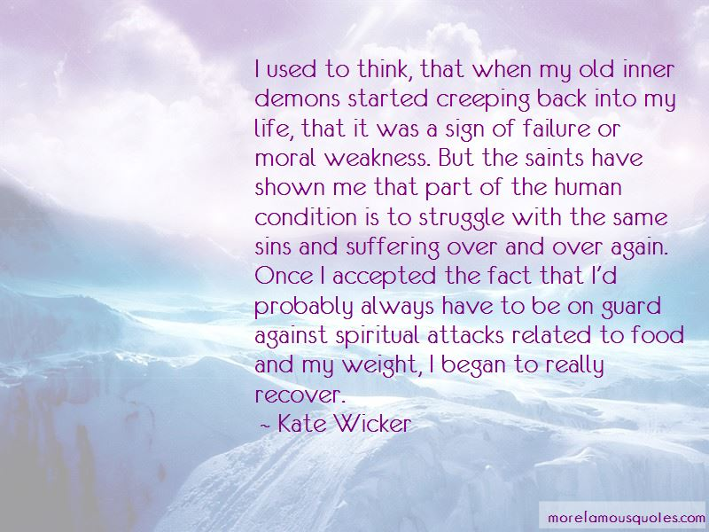 Kate Wicker Quotes Pictures 2