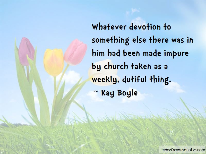 Kay Boyle Quotes Pictures 3