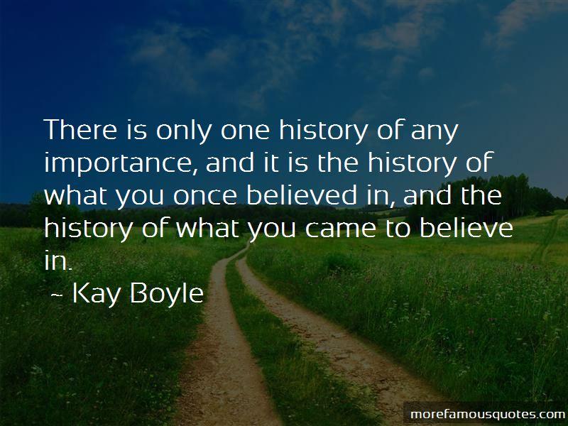 Kay Boyle Quotes
