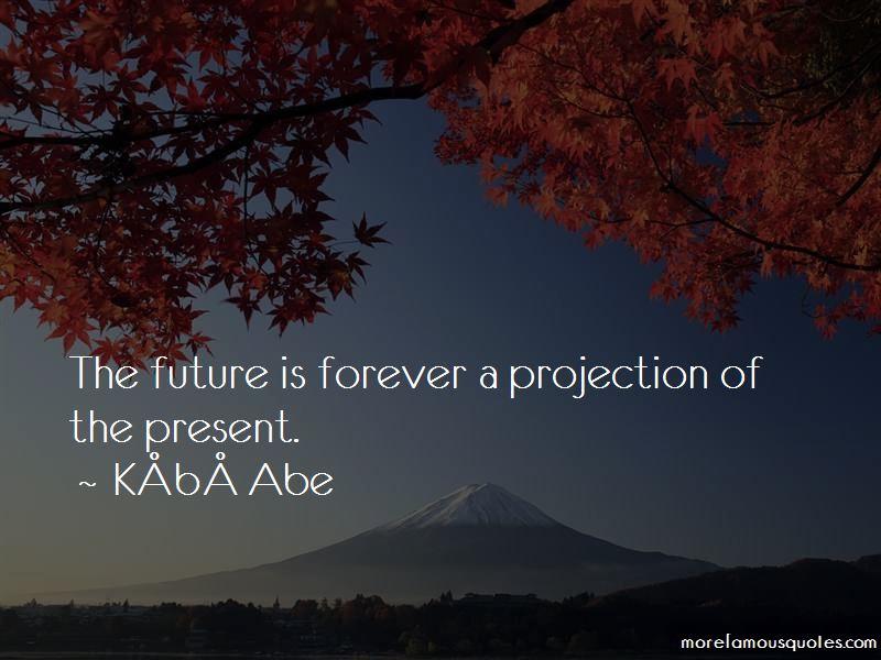 Kōbō Abe Quotes Pictures 2