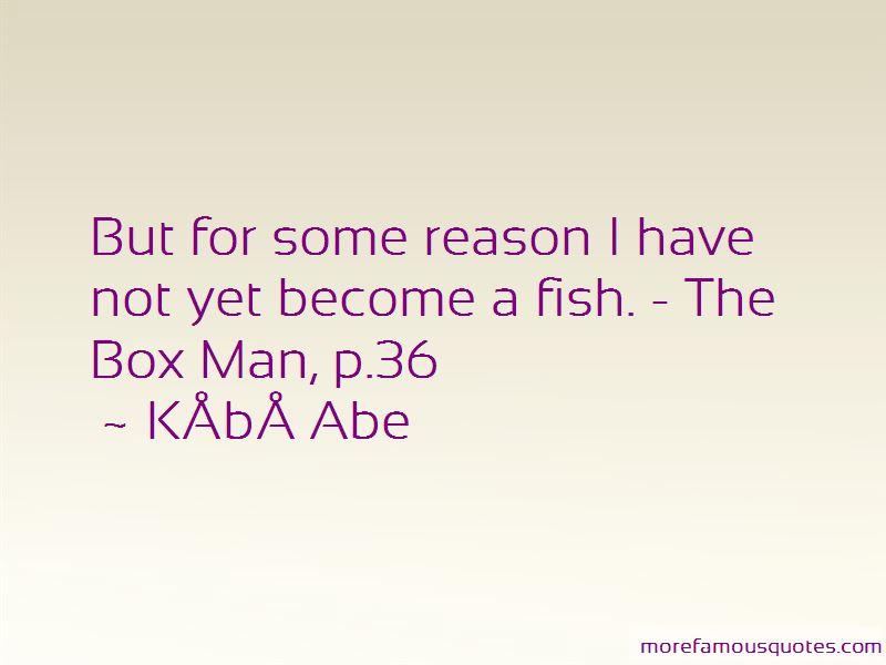 Kōbō Abe Quotes
