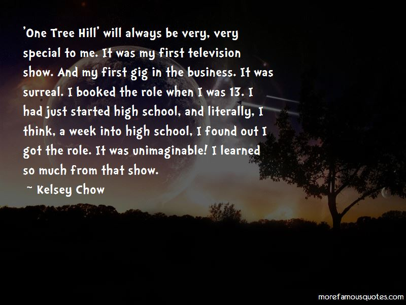 Kelsey Chow Quotes Pictures 4