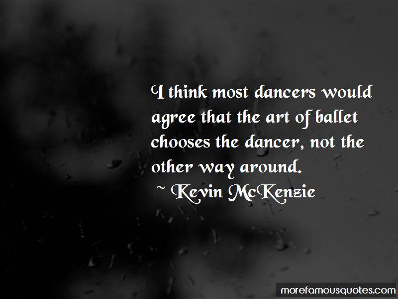 Kevin McKenzie Quotes