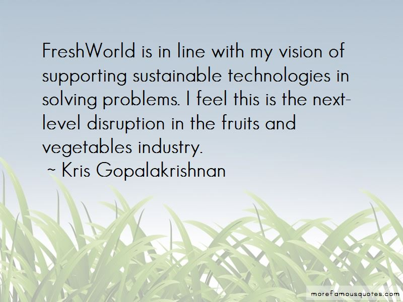 Kris Gopalakrishnan Quotes Pictures 3