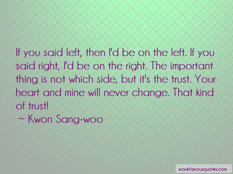 Kwon Sang-woo Quotes