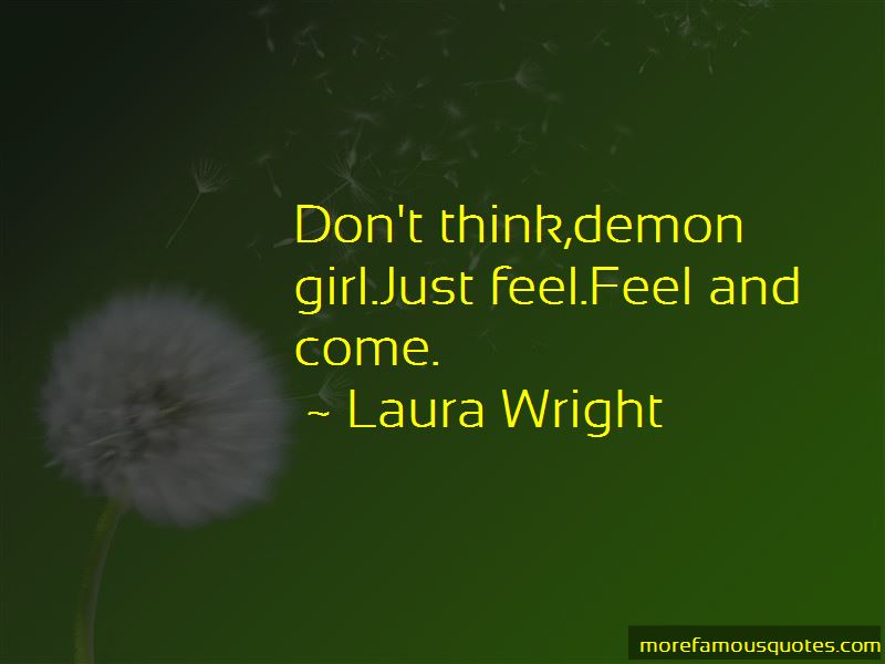 Laura Wright Quotes Pictures 2
