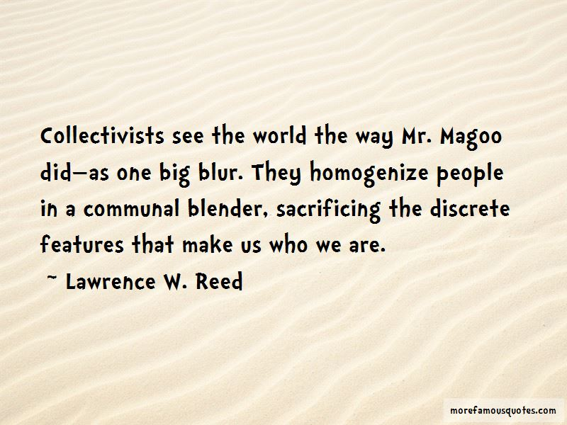 Lawrence W. Reed Quotes Pictures 2