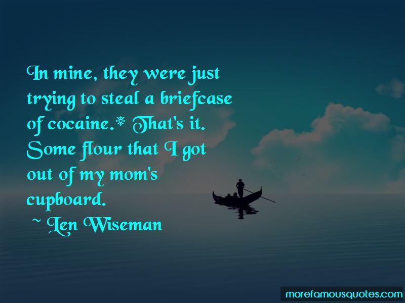 Len Wiseman Quotes Pictures 2