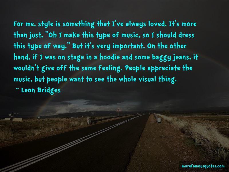 Leon Bridges Quotes Pictures 4