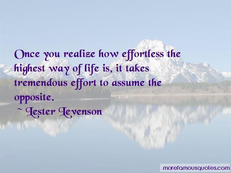 Lester Levenson Quotes Pictures 2