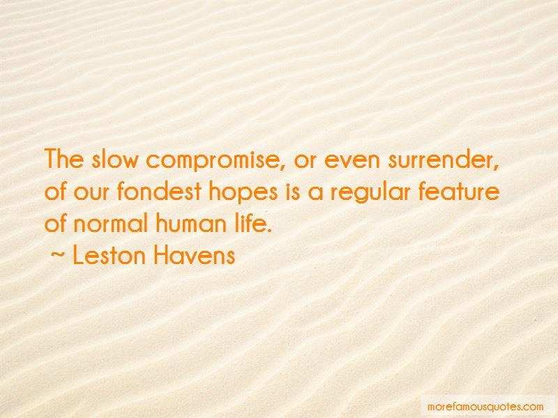 Leston Havens Quotes Pictures 3
