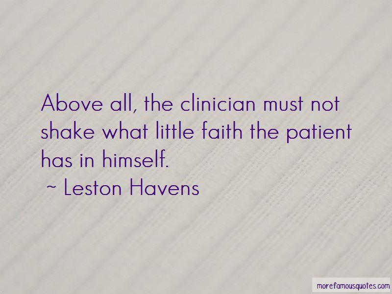 Leston Havens Quotes Pictures 4