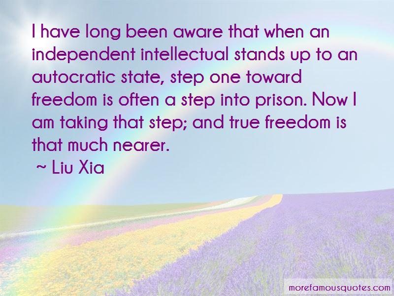 Liu Xia Quotes