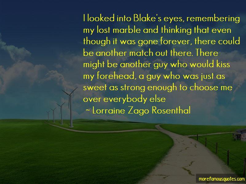 Lorraine Zago Rosenthal Quotes Pictures 4