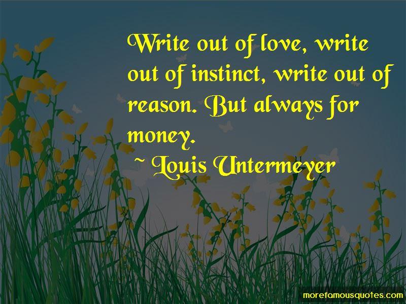 Louis Untermeyer Quotes Pictures 3