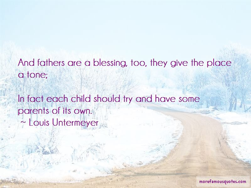 Louis Untermeyer Quotes