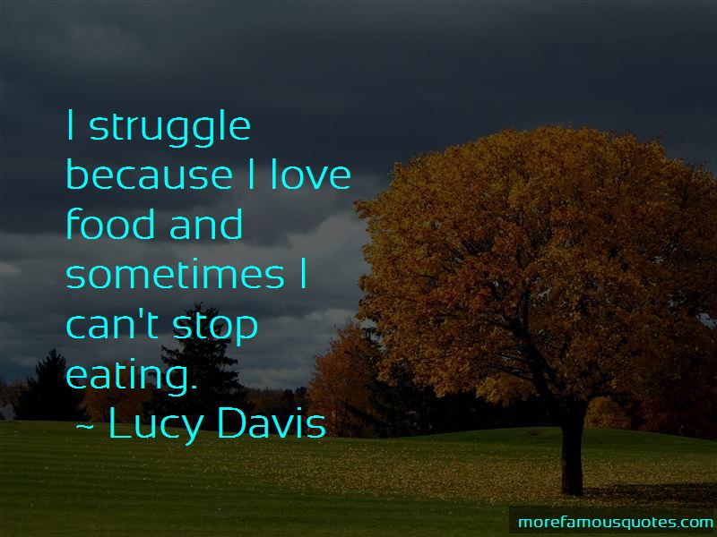 Lucy Davis Quotes Pictures 3