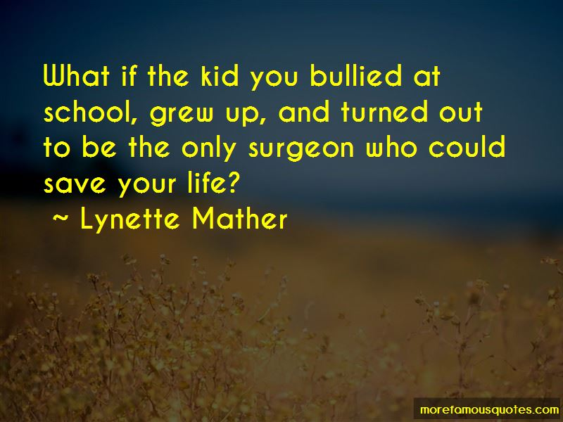 Lynette Mather Quotes Pictures 2